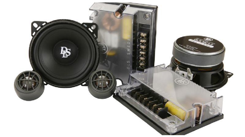 MC4.2   4 inch 2-way kit, Performance, 25 mm  tw