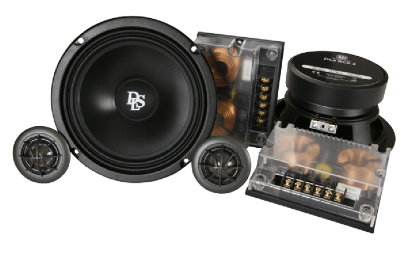 RC6.2 6,5 inch 2-way kit, Reference, 28 mm tweeter